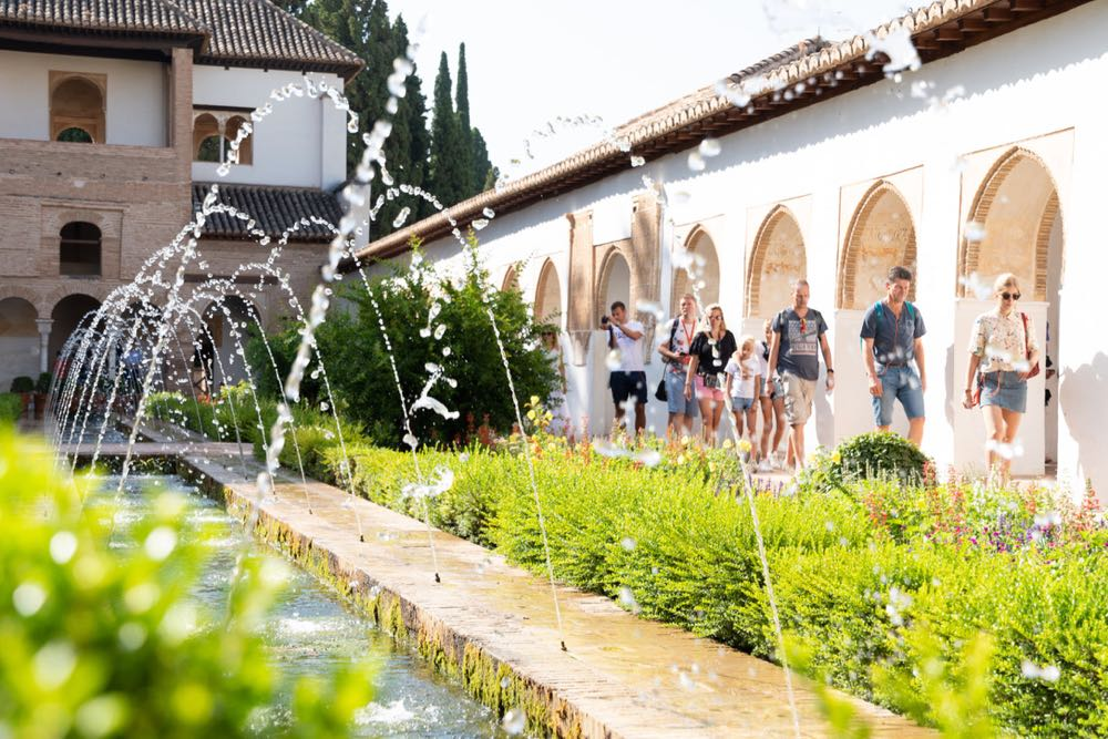 Cultuur snuiven in Granada